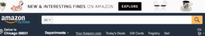 Read more about the article When it comes to search, Amazon is sparking