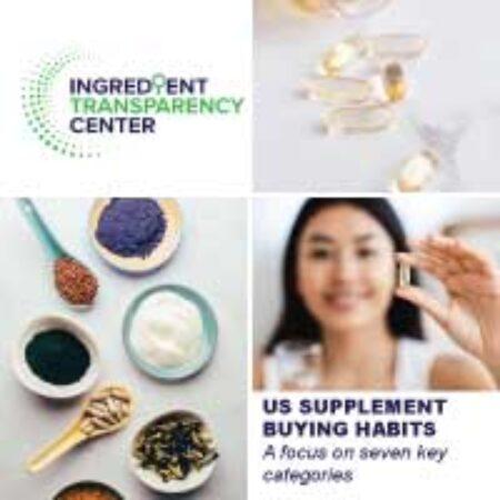 US Supplement Buying Habits