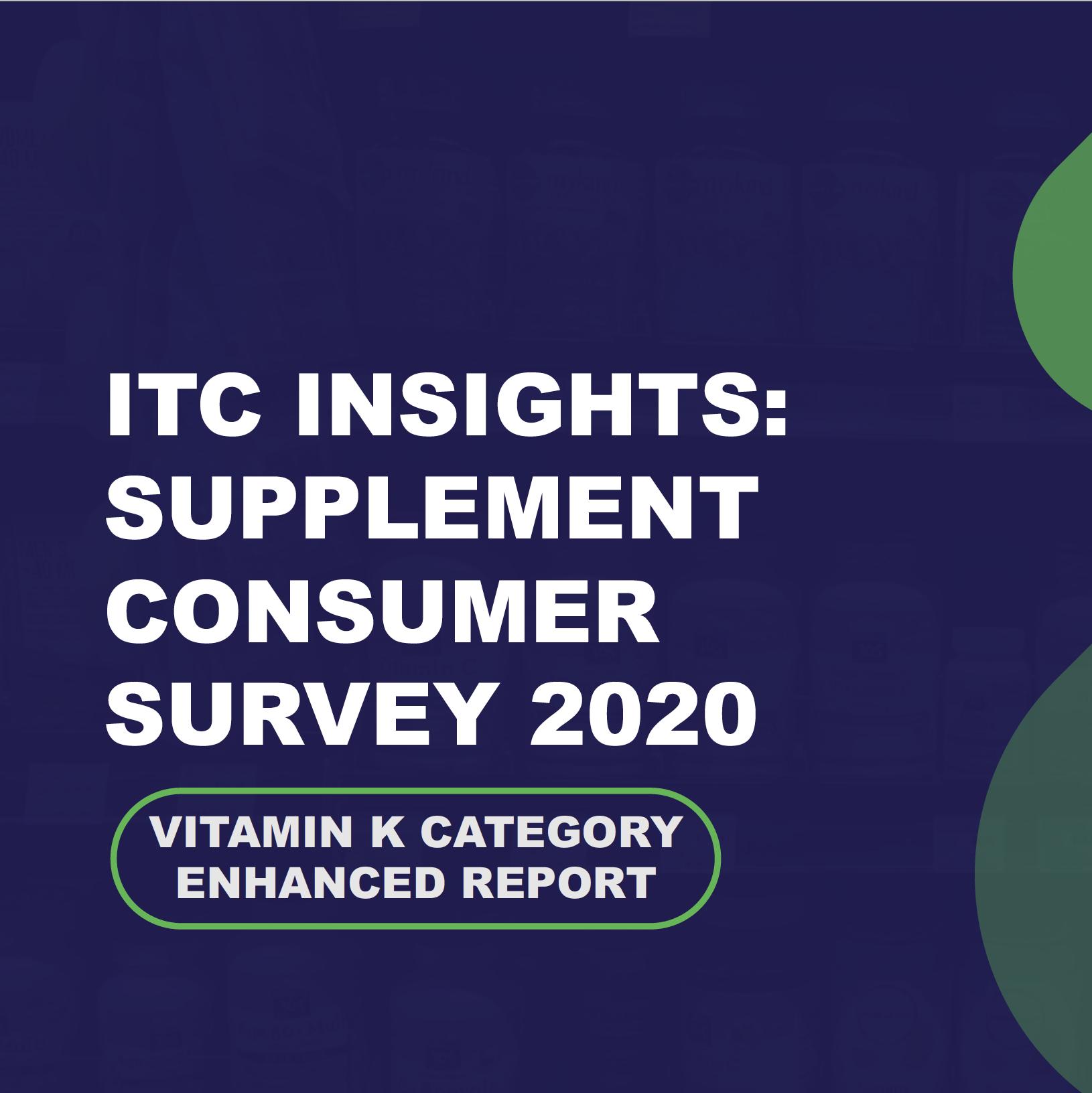 ITC Insights Vitamin K Report Cover