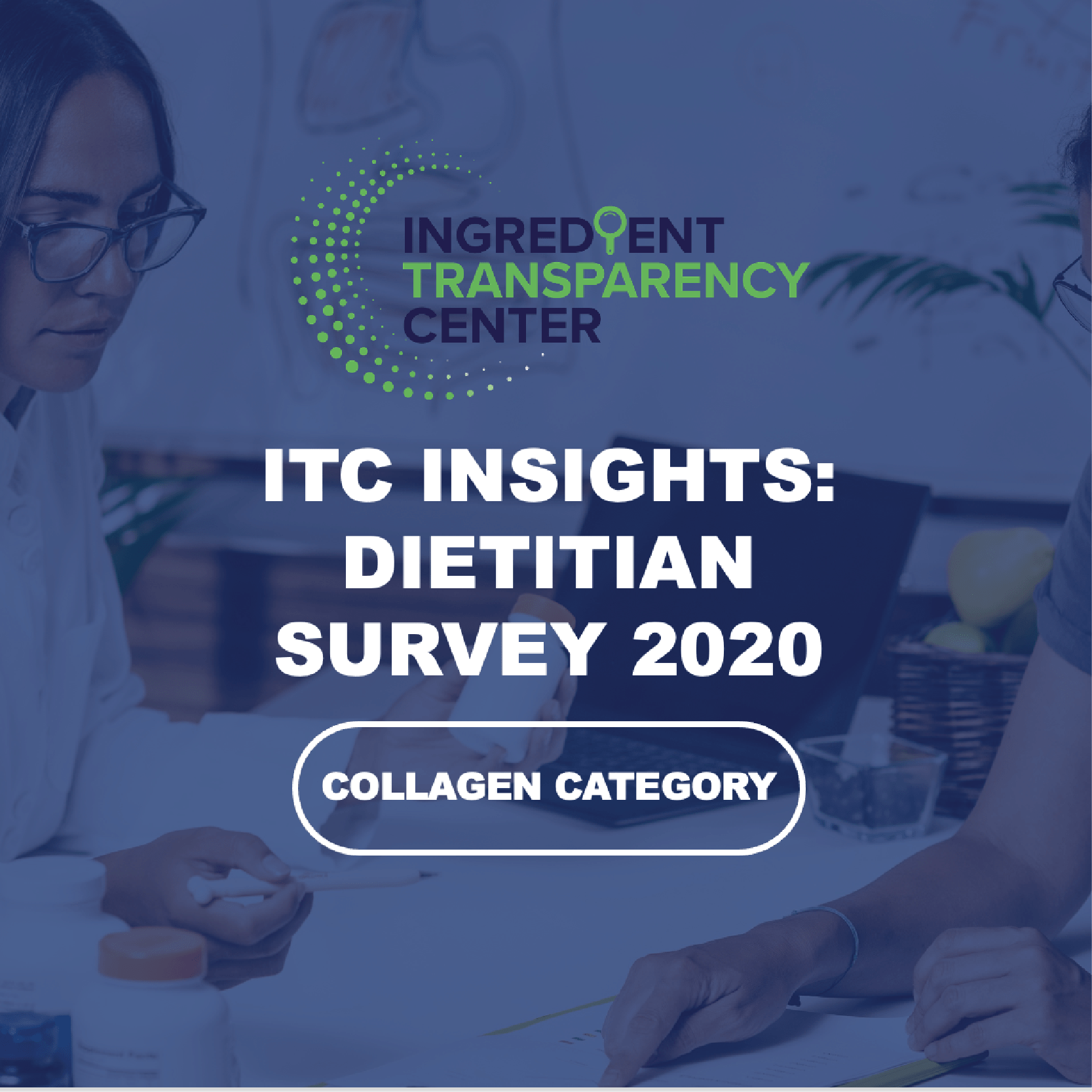 ITC Insights Collagen Dietitian Report Cover