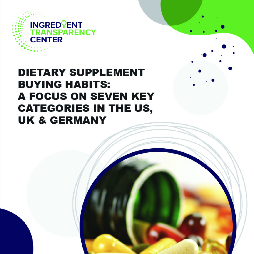 ITC2020 Global Supplement USer Buying Habits Cover